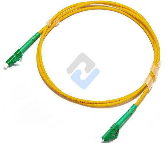 Customized Duplex OS2 Single Mode LC/SC/FC/ST/LSH/MU/MTRJ Fiber Optic Patch Cable