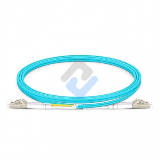 Customized Duplex OM3 Multimode LC/SC/FC/ST/LSH/MU/MTRJ Fiber Optic Patch Cable