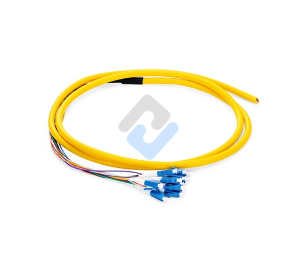 Customized LC/SC/FC/ST/LSH 4-48 Fibers Pigtail, OS2